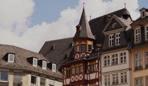 Fotografia podróżnicza Frankfurt