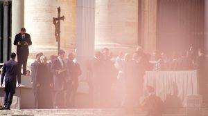 Audiencja w Watykanie