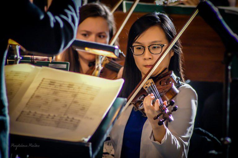 Fotografia orkiestry