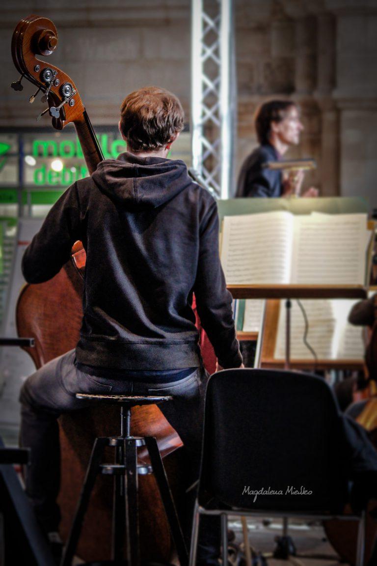 Orkiestra próba