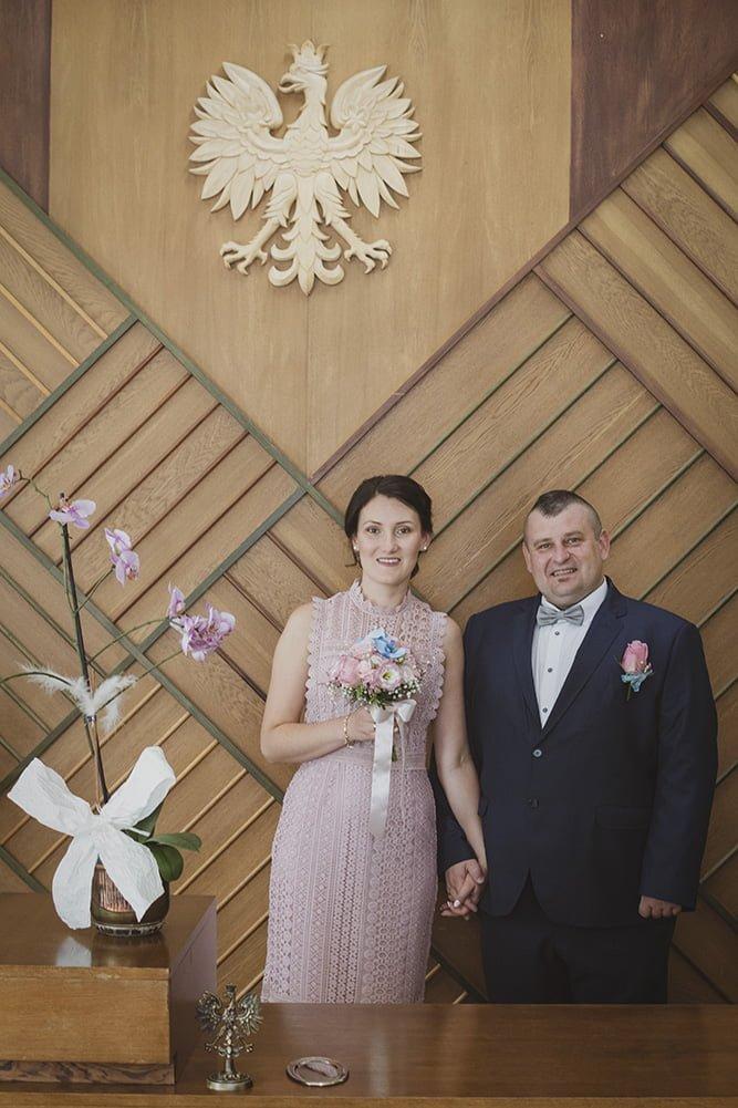 Fotografia ślubna Olszyna USC
