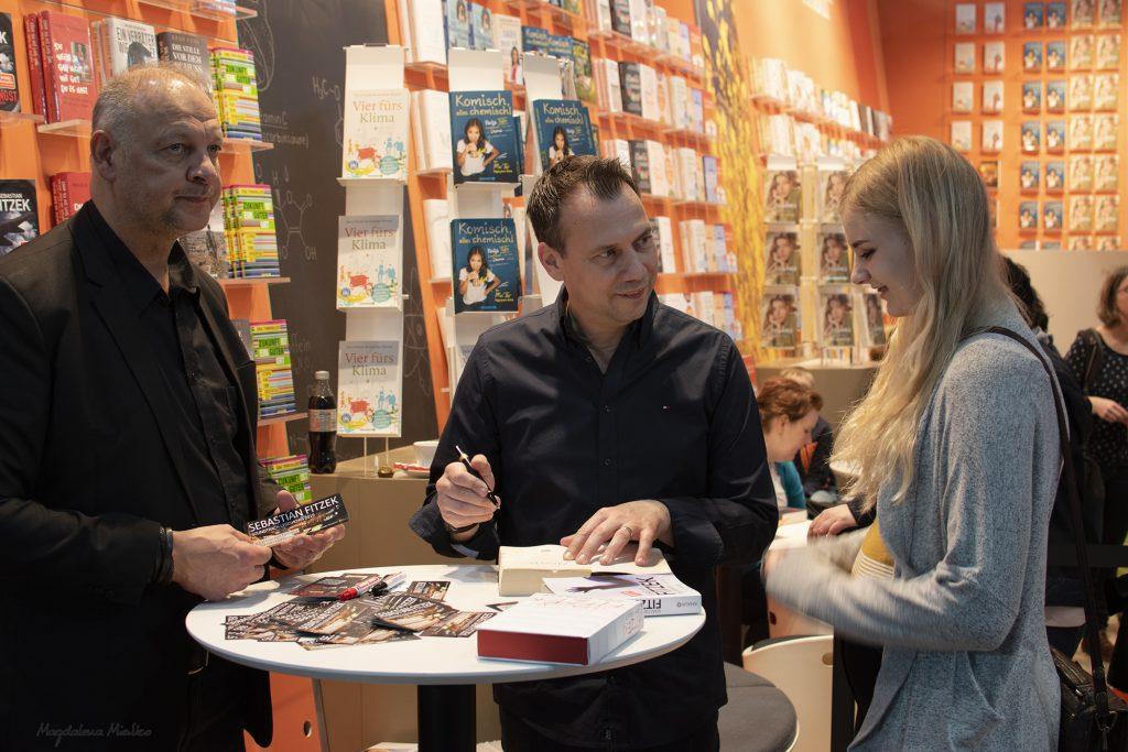 Leipziger Buchmesse 2019 Fritzek