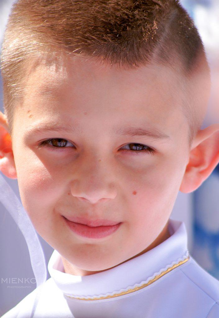 Foto Kommunion Kinderkommunion Erstkommunion
