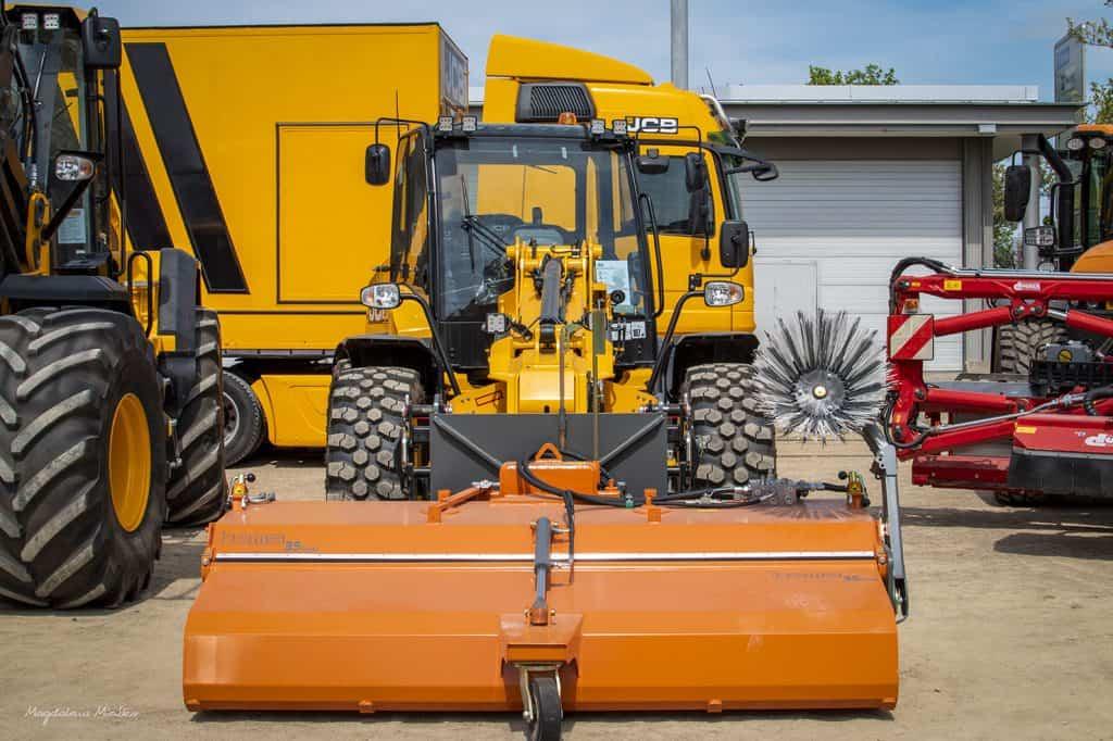Maszyny rolnicze na międzynarodowych targach w Lipsku