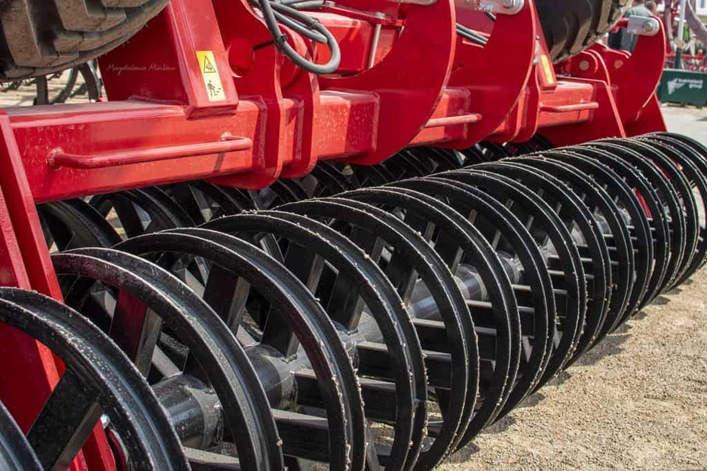 Zaawansowane maszyny rolnicze Agra 2019