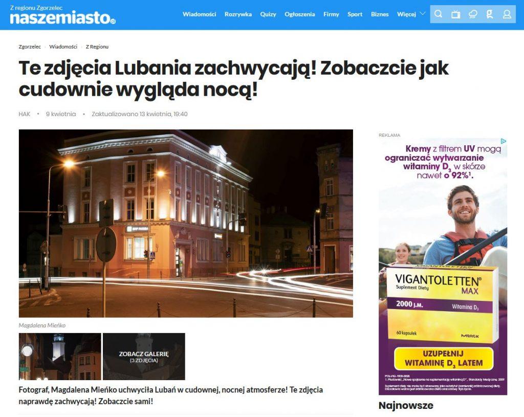 zgorzelec.naszemiasto.pl - Mieńko fotografia Publikacje/Media