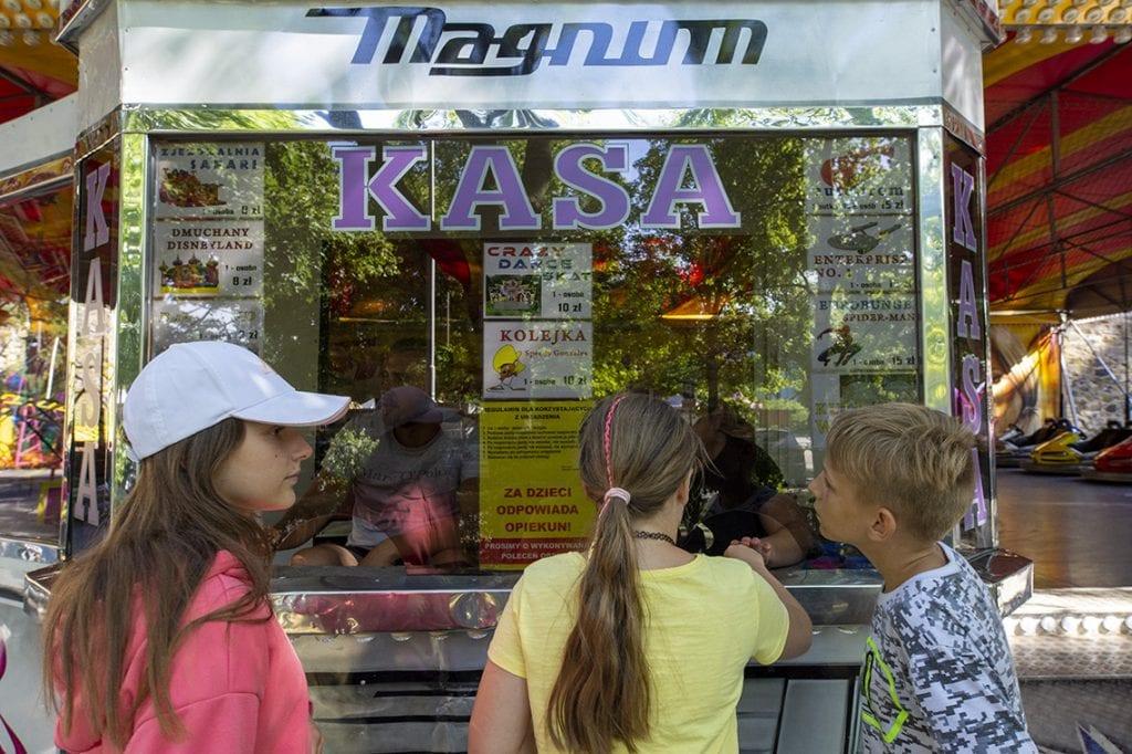 Kasa Karuzeli Lubań
