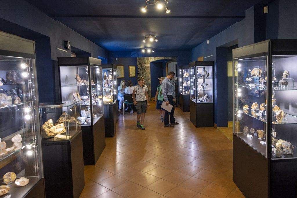 Galeria w Wieży Brackiej
