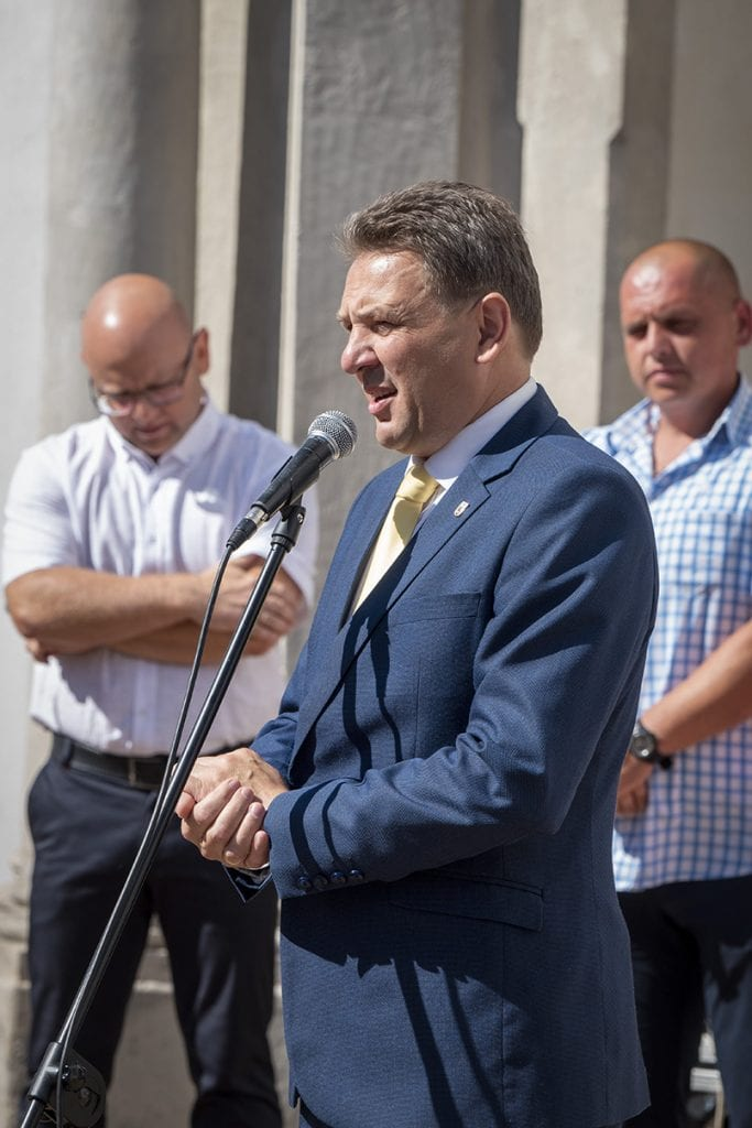 Burmistrz Gminy Lubań