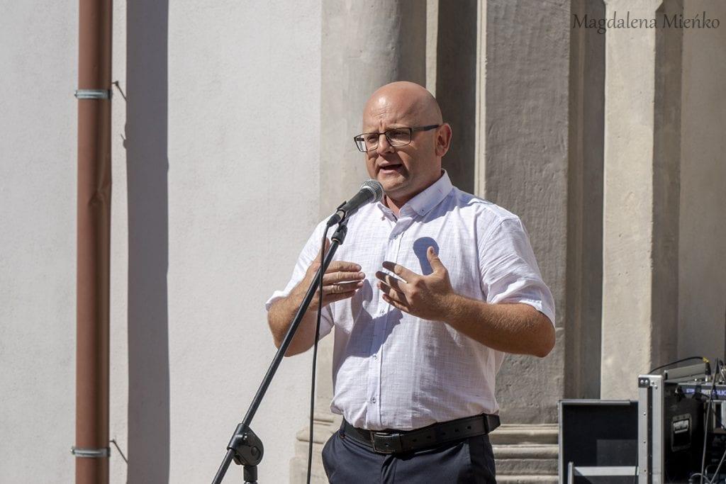 Łukasz Tekiela Dyrektor Muzeum Regionalnego w Lubaniu