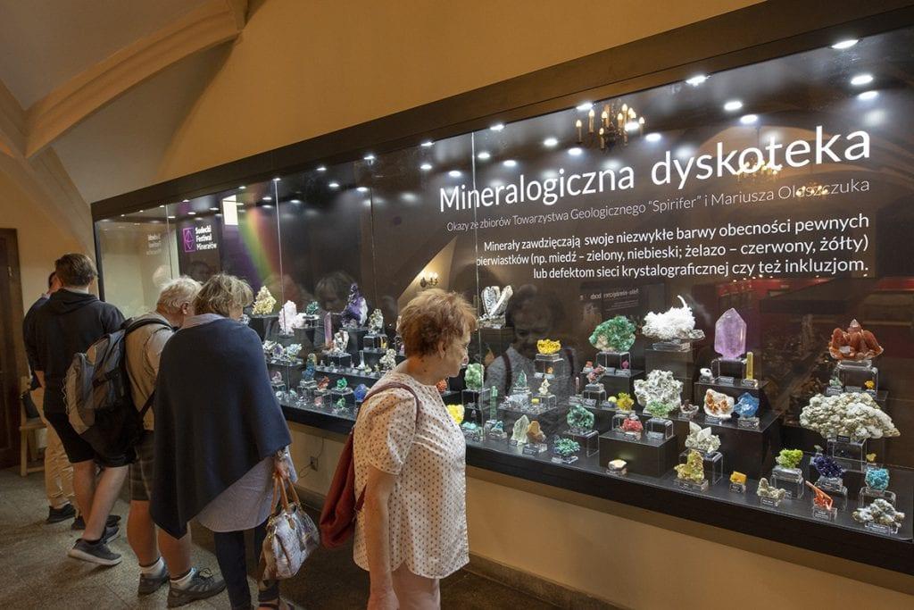Wystawa w Muzeum Regionalnym w Lubaniu
