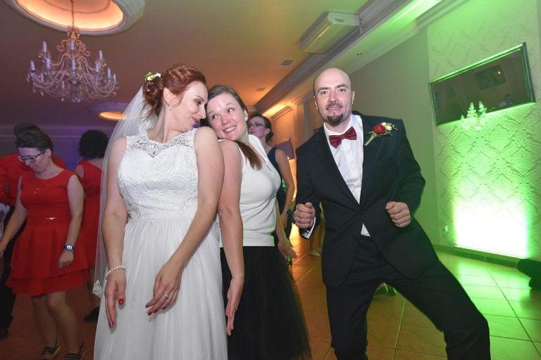 Europa Kruszyn - wesele