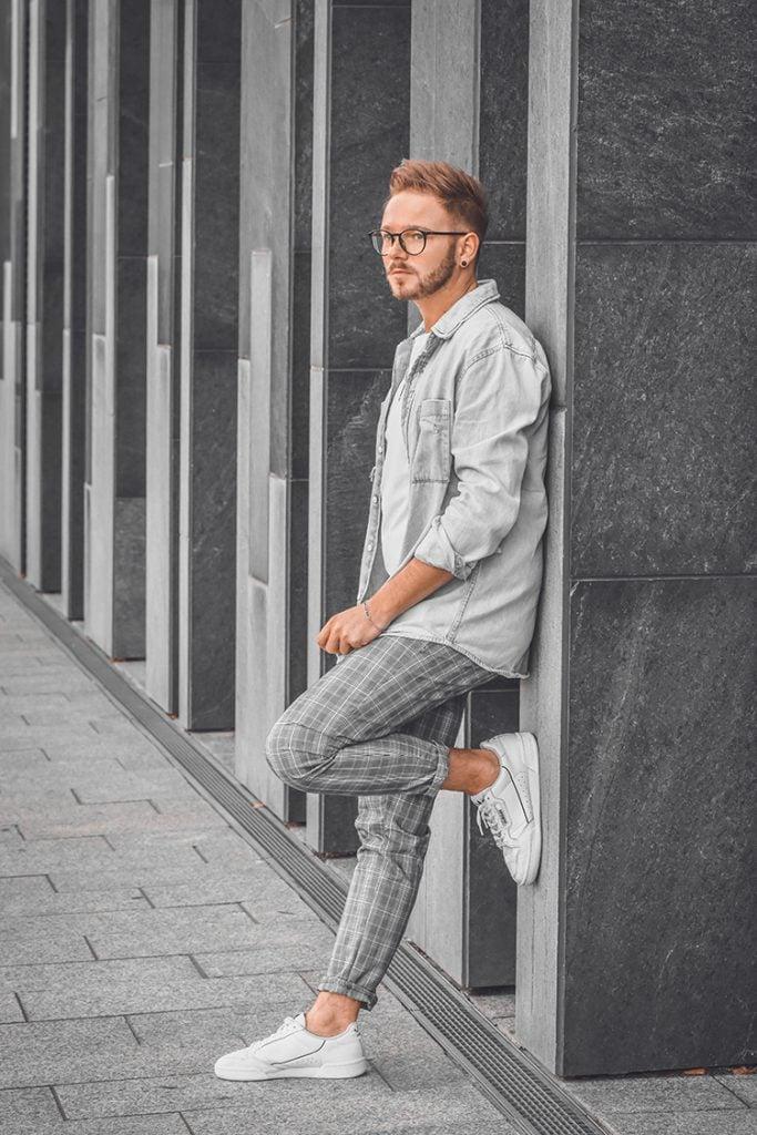 Professionelle Portrait Fotoshooting