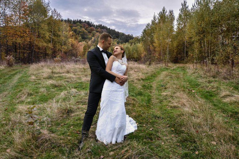Herbst Hochzeit Fotoshooting