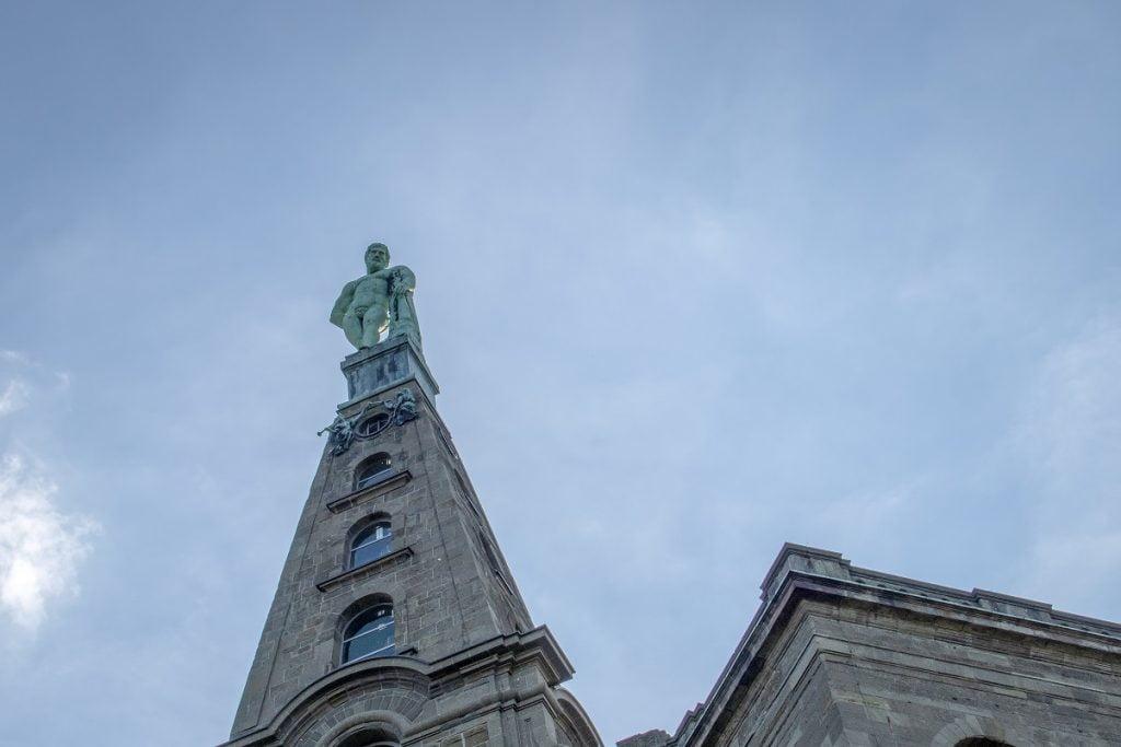 Pomnik Herkulesa w Kassel